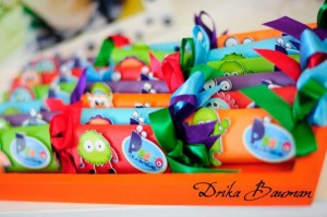 Monster themed birthday party via Kara's Party Ideas | KarasPartyIdeas.com #monster #birthday #party #ideas (53)