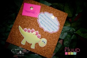Pink Dinosaur Birthday Party for girls via Kara's Party Ideas KarasPartyIdeas.com #pink #dino #dinosaur #birthday #party #girls #ideas #cake #supplies #favors #decor #idea (31)
