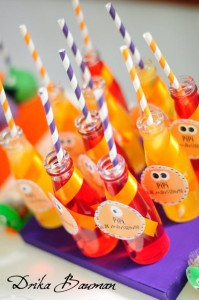 Monster themed birthday party via Kara's Party Ideas | KarasPartyIdeas.com #monster #birthday #party #ideas (50)
