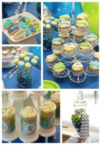 Little Gentelman #Baby #Shower via Kara's #Party #Ideas KarasPartyIdeas.com #man #mustache #tie (31)