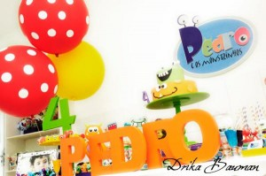 Monster themed birthday party via Kara's Party Ideas | KarasPartyIdeas.com #monster #birthday #party #ideas (49)