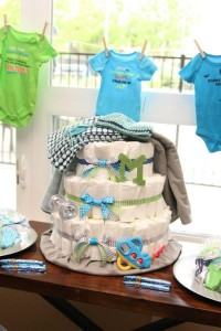 Little Gentelman #Baby #Shower via Kara's #Party #Ideas KarasPartyIdeas.com #man #mustache #tie (22)