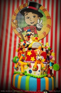 Circus themed birthday party via Kara's Party IDeas KarasPartyIdeas.com (19)