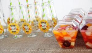 Fruit garden themed birthday party via Kara's Party Ideas! KarasPartyIdeas.com #unique #party #ideas #birthday #garden #fruit #spring #cake #cupcakes #idea (26)