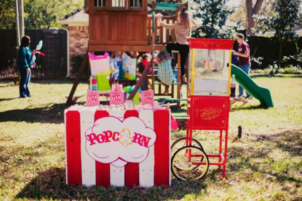 Karas Party Ideas Carnival Themed Birthday Party