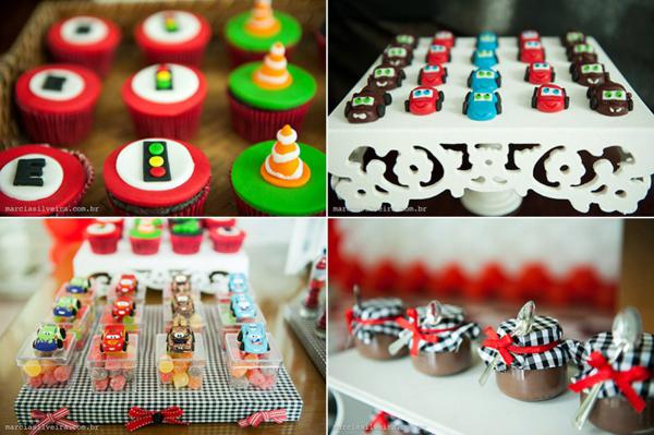 Cars Themed Birthday Party Via Karas Ideas Disney