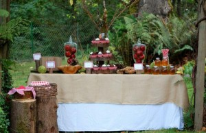 Little Red Riding Hood Birthday Party via Kara's Party Ideas #storybook #party #idea (20)