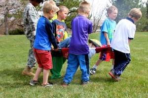 Army Camouflage Birthday Party via Kara's Party Ideas | KarasPartyIdeas.com #army #camouflage #military #party #ideas (16)