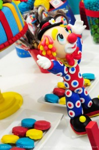 Circus themed birthday party via Kara's Party IDeas KarasPartyIdeas.com (16)