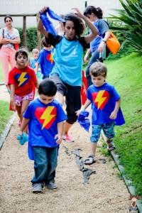 Superhero birthday party via Kara's Party Ideas   KarasPartyIdeas.com #super #hero (31)