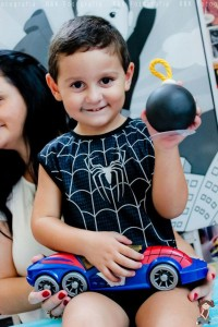 Superhero birthday party via Kara's Party Ideas | KarasPartyIdeas.com #super #hero (30)