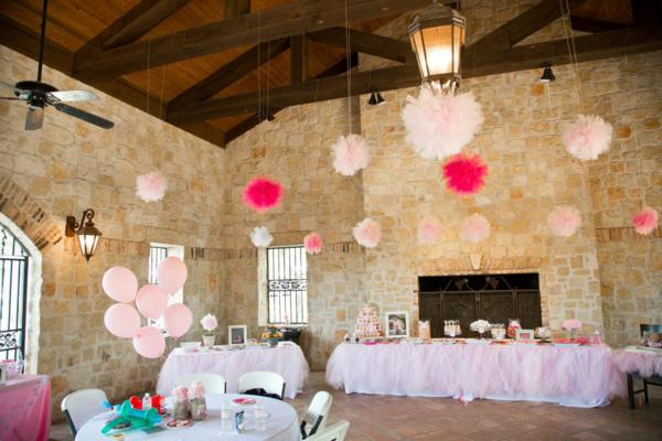 Karas Party Ideas Girl Sweet Themed Pink 1st Birthday Party