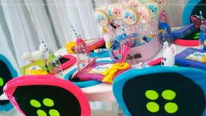 LalaLoopsy themed birthday party via Kara's Party Ideas KarasPartyIdeas.com #lalaloopsy #nanjaloopsy #birthday #party #ideas #cake #supplies #idea #favors #table #dessert (1) (40)