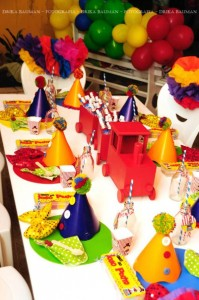 Circus themed birthday party via Kara's Party IDeas KarasPartyIdeas.com (12)