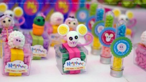 LalaLoopsy themed birthday party via Kara's Party Ideas KarasPartyIdeas.com #lalaloopsy #nanjaloopsy #birthday #party #ideas #cake #supplies #idea #favors #table #dessert (1) (34)