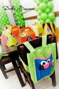Monster themed birthday party via Kara's Party Ideas | KarasPartyIdeas.com #monster #birthday #party #ideas (29)
