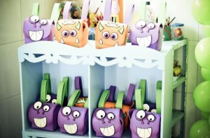 Monster themed birthday party via Kara's Party Ideas | KarasPartyIdeas.com #monster #birthday #party #ideas (28)