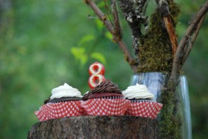 Little Red Riding Hood Birthday Party via Kara's Party Ideas #storybook #party #idea (15)