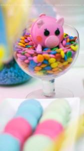 LalaLoopsy themed birthday party via Kara's Party Ideas KarasPartyIdeas.com #lalaloopsy #nanjaloopsy #birthday #party #ideas #cake #supplies #idea #favors #table #dessert (1) (24)