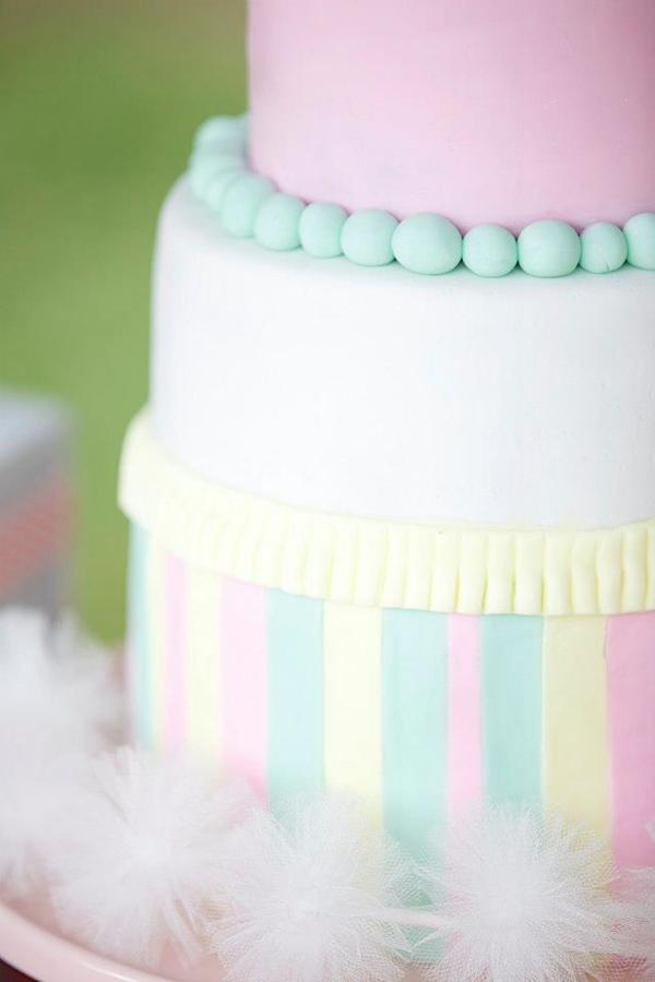 Ice Cream Shoppe Party via Kara's Party Ideas | KarasPartyIdeas.com #ice #cream #shoppe #party #ideas #summer #cake (19)