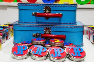 Circus themed birthday party via Kara's Party IDeas KarasPartyIdeas.com (5)