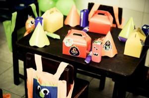 Monster themed birthday party via Kara's Party Ideas | KarasPartyIdeas.com #monster #birthday #party #ideas (24)