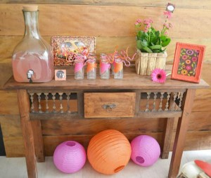 Hippie Bohemian OWL themed birthday party via Kara's Party Ideas KarasPartyIdeas.com (10)