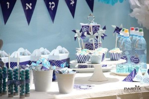 Israel Independence Day Party via Kara's Party Ideas | KarasPartyIdeas.com #israel #independence #day #party (18)