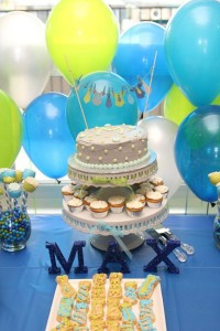 Little Gentelman #Baby #Shower via Kara's #Party #Ideas KarasPartyIdeas.com #man #mustache #tie (11)