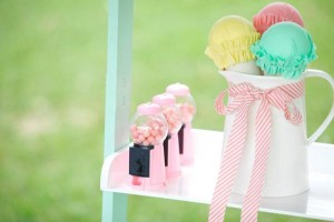 Ice Cream Shoppe Party via Kara's Party Ideas | KarasPartyIdeas.com #ice #cream #shoppe #party #ideas #summer #cake (13)