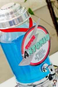 Superhero birthday party via Kara's Party Ideas | KarasPartyIdeas.com #super #hero (17)