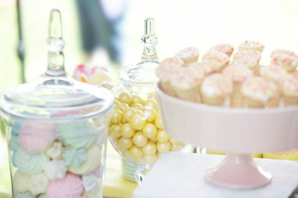 Ice Cream Shoppe Party via Kara's Party Ideas | KarasPartyIdeas.com #ice #cream #shoppe #party #ideas #summer #cake (8)
