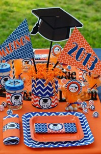 Graduation Party via Kara's Party Ideas | KarasPartyIdeas.com #grad #graduation #party #ideas (12)