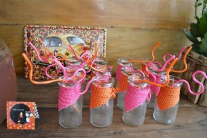 Hippie Bohemian OWL themed birthday party via Kara's Party Ideas KarasPartyIdeas.com (7)
