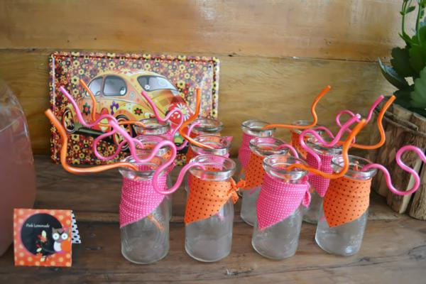 Wedding Gift Ideas For Hippies : Ideas Hippie Bohemian OWL themed birthday party via Karas Party Ideas ...