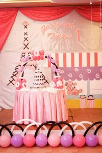 Poodle in Paris themed birthday party via Kara's Party Ideas | KarasPartyIdeas.com #poodle #paris #birthday #party #ideas #cake #cupcakes #favors #decorations #supplies #idea (18)