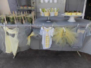Tutus or Ties? Gender Reveal Party! Via Kara's Party Ideas KarasPartyIdeas.com #baby #shower #gender #reveal #ideas #party #tutus #ties #boy #girl #idea (13)