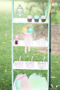 Ice Cream Shoppe Party via Kara's Party Ideas | KarasPartyIdeas.com #ice #cream #shoppe #party #ideas #summer #cake (7)