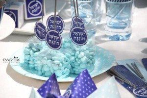 Israel Independence Day Party via Kara's Party Ideas | KarasPartyIdeas.com #israel #independence #day #party (13)