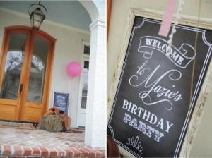 Pink pony themed birthday party via Kara's Party Ideas KarasPartyIdeas.com #pony #horse #birthday #party (21)