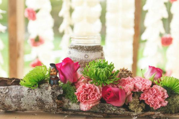 Vintage Easter Picnic Party via Kara's Party Ideas | KarasPartyIdeas.com #vintage #easter #picnic #boutique #upcycled (4)