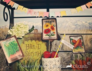 Bohemian Spring Picnic Party via Kara's Party Ideas KarasPartyIdeas.com (5)