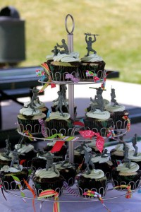 Army Camouflage Birthday Party via Kara's Party Ideas | KarasPartyIdeas.com #army #camouflage #military #party #ideas (8)