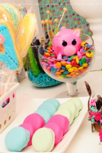 LalaLoopsy themed birthday party via Kara's Party Ideas KarasPartyIdeas.com #lalaloopsy #nanjaloopsy #birthday #party #ideas #cake #supplies #idea #favors #table #dessert (1) (16)
