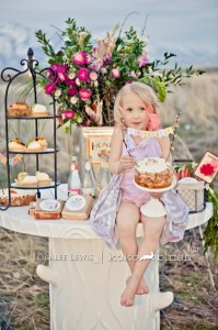 Bohemian Spring Picnic Party via Kara's Party Ideas KarasPartyIdeas.com (3)