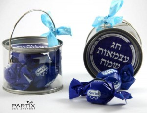 Israel Independence Day Party via Kara's Party Ideas | KarasPartyIdeas.com #israel #independence #day #party (4)