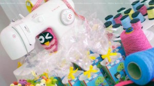 LalaLoopsy themed birthday party via Kara's Party Ideas KarasPartyIdeas.com #lalaloopsy #nanjaloopsy #birthday #party #ideas #cake #supplies #idea #favors #table #dessert (1) (10)