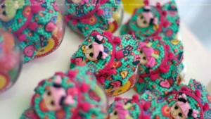 LalaLoopsy themed birthday party via Kara's Party Ideas KarasPartyIdeas.com #lalaloopsy #nanjaloopsy #birthday #party #ideas #cake #supplies #idea #favors #table #dessert (1) (8)