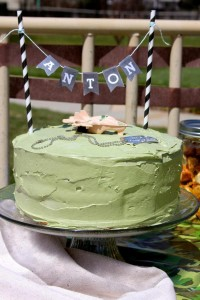 Army Camouflage Birthday Party via Kara's Party Ideas | KarasPartyIdeas.com #army #camouflage #military #party #ideas (25)
