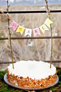 Bohemian Spring Picnic Party via Kara's Party Ideas KarasPartyIdeas.com (2)